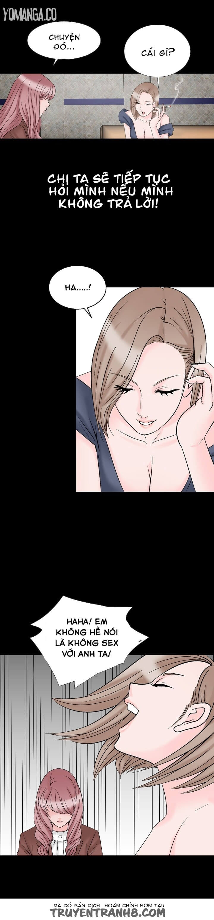 The Taste Of The Hand Chapter 20 - Trang 15