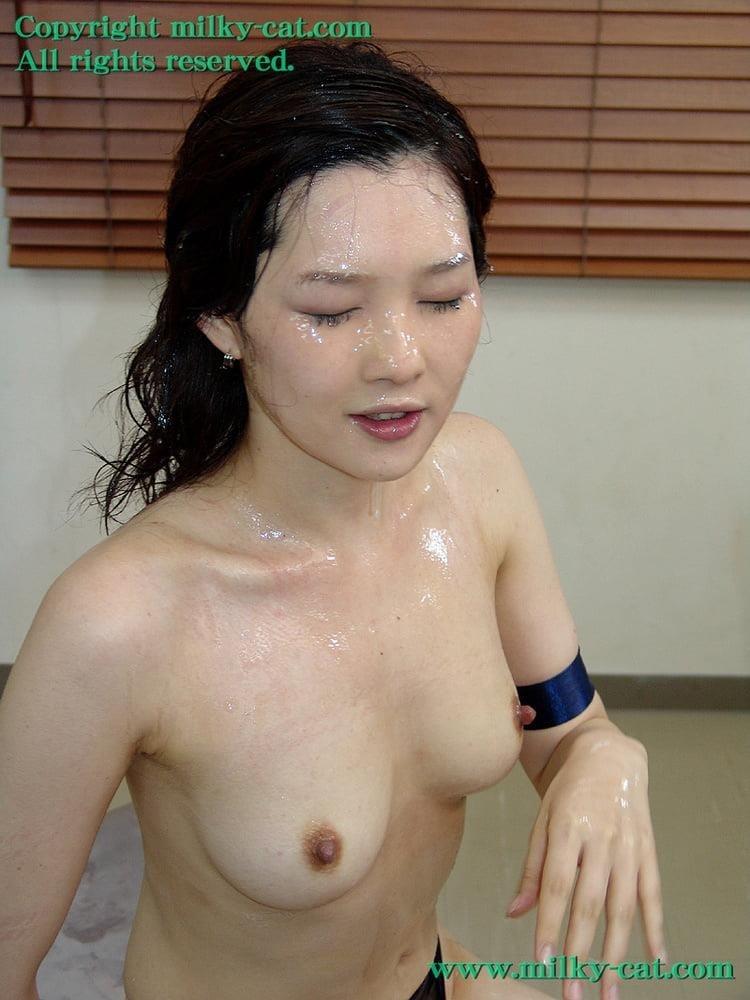 Akira watase bukkake-3968