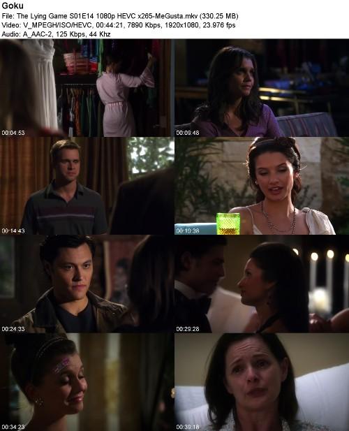 The Lying Game S01E14 1080p HEVC x265-MeGusta