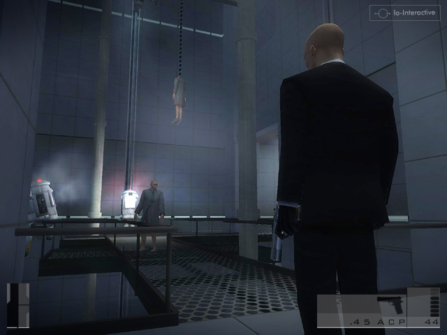 Hitman 3: Contracts Captura 3