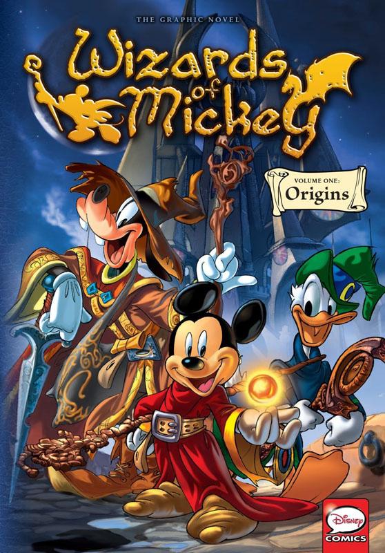 Wizards of Mickey v01 - Origins (2020)
