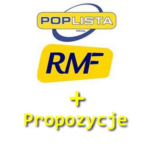 RMF FM - Poplista (2018) [Notowanie nr 4158 z 18-06-2018]