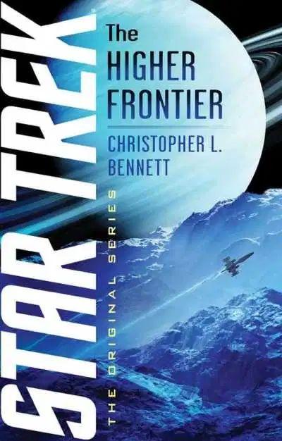 The Higher Frontier (2020) - Christopher L. Bennett