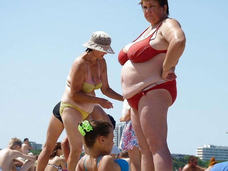 Nude big boobs on beach-4292