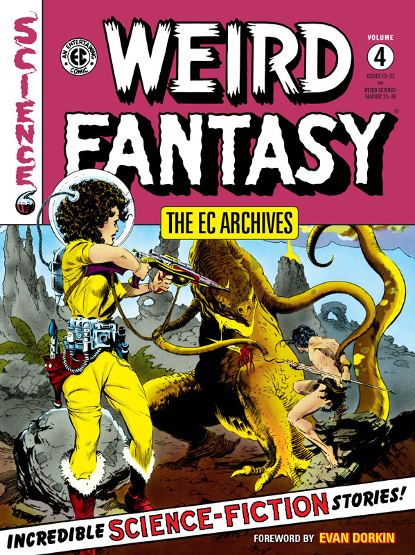The EC Archives - Weird Fantasy v04 (2019)