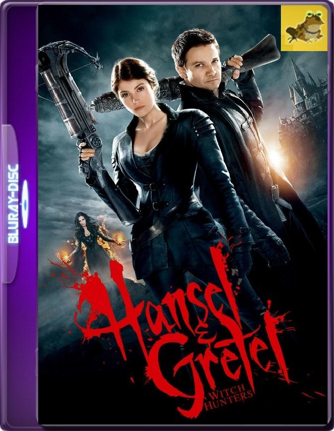 Hansel Y Gretel: Cazadores De Brujas (2013) Brrip 1080p (60 FPS) Latino / Inglés