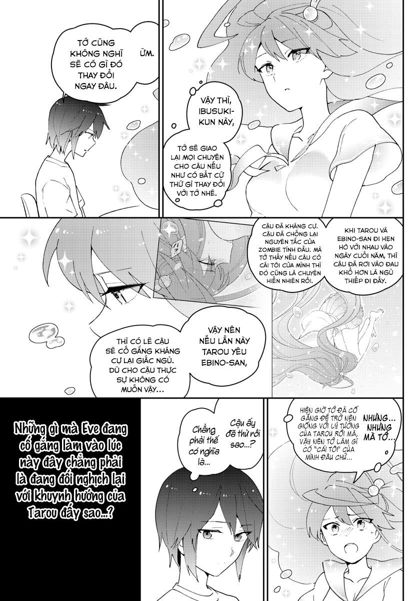 Hatsukoi Zombie Chapter 156 - Trang 5