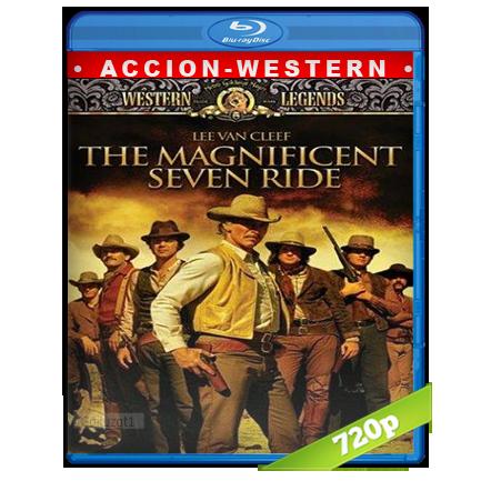 El Desafio De Los Siete Magnificos 720p Cas-Ing 5.1 (1972)