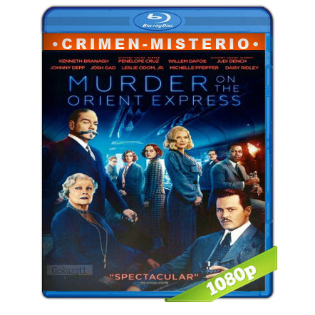 descargar Asesinato En El Expreso De Oriente 1080p Lat-Cast-Ing[Crimen](2017) gratis