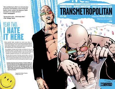 Transmetropolitan Book 02 (2019)