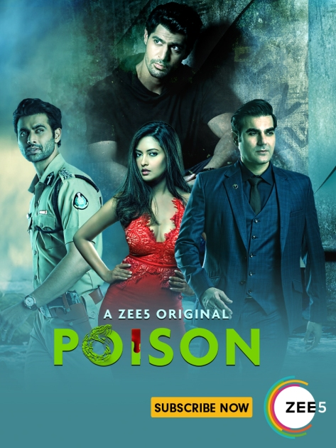 Poison 2019 Season 01 Complete Zee5 Originals 1080p WEB-DL