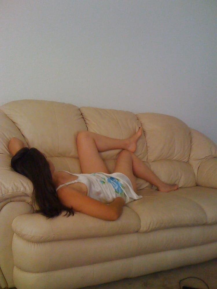 Wife asleep naked-3596