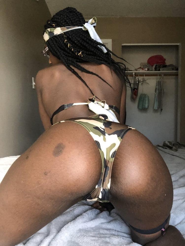 Eating big black booty-4799