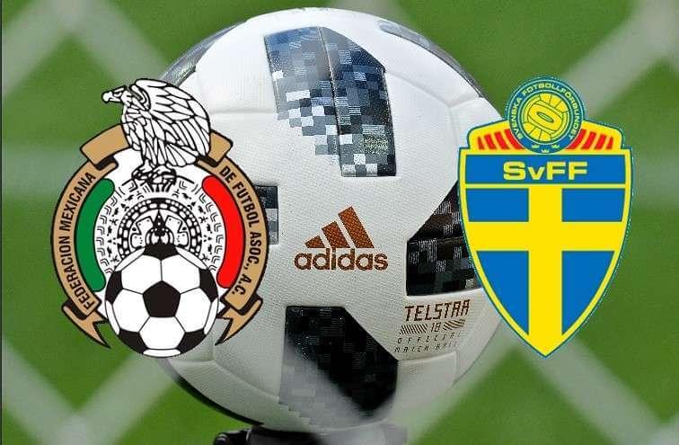 Descargar partido México vs Suecia mundial 2018