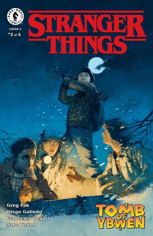 Stranger Things - Tomb of Ybwen 01-02 (2021)