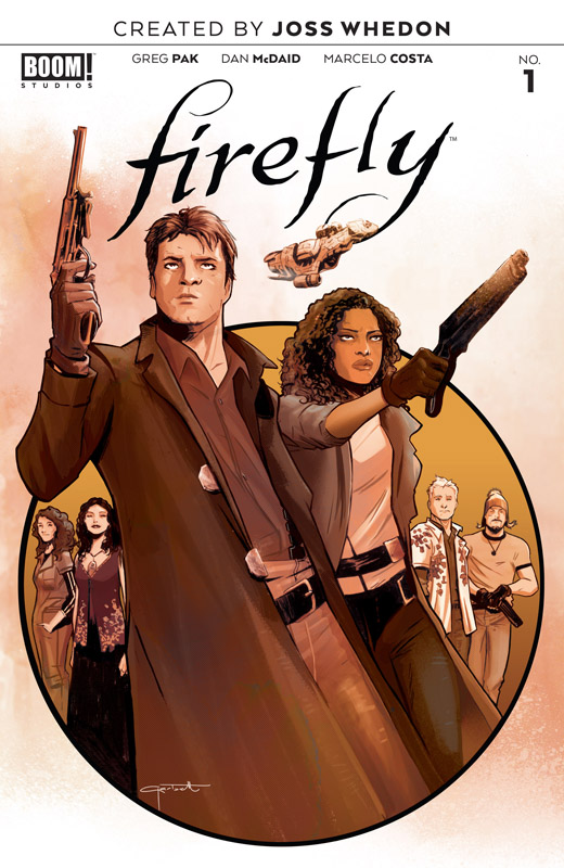 Firefly #1-21 + One-Shots (2018-2020)