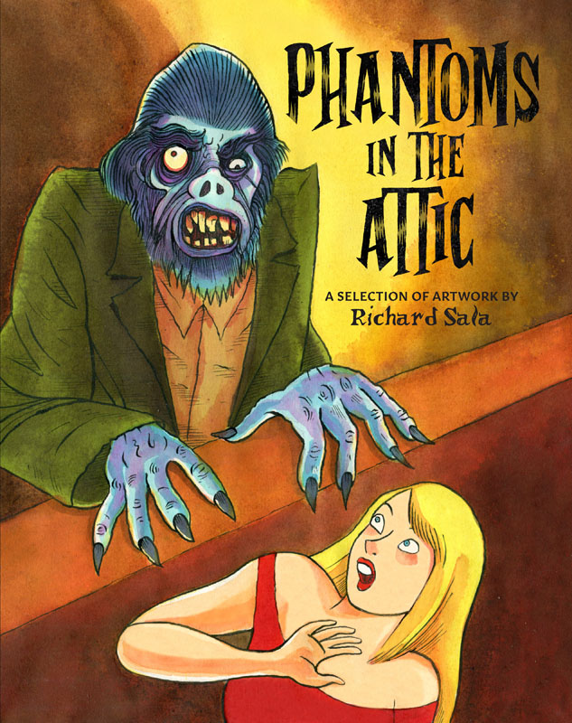 Phantoms in the Attic (2019)