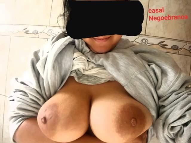 Casal Nego e Branca fotos porno