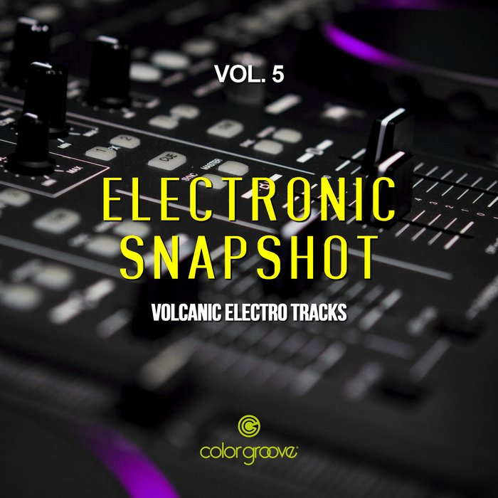Poster for Electronic Snapshot Vol 5