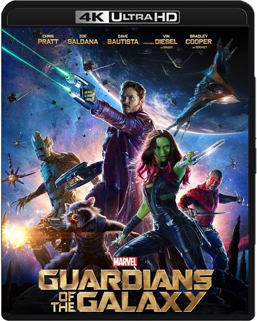 Strażnicy Galaktyki / Guardians of the Galaxy (2014) MULTi.REMUX.2160p.UHD.Blu-ray.HDR.HEVC.ATMOS7.1-DENDA / LEKTOR, DUBBING i NAPISY PL