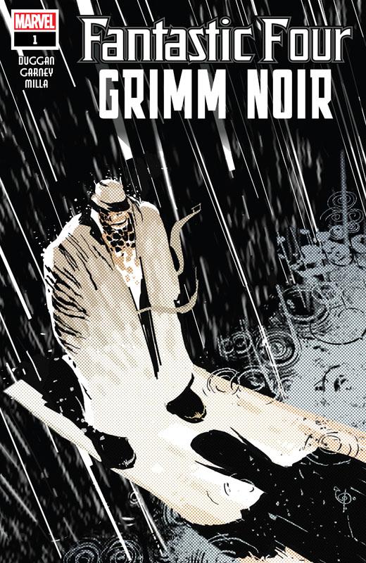 Fantastic Four - Grimm Noir 001 (2020)