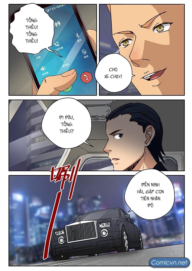 Tối Cường Khí Thiếu Chapter 23 - Trang 8