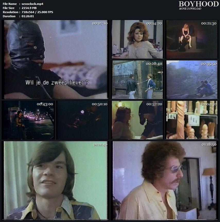 Sex O'Clock U.S.A. 1976
