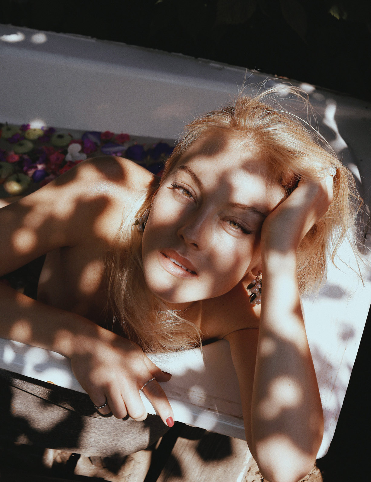 Katya Kudinskaya nude by Alina Gaf