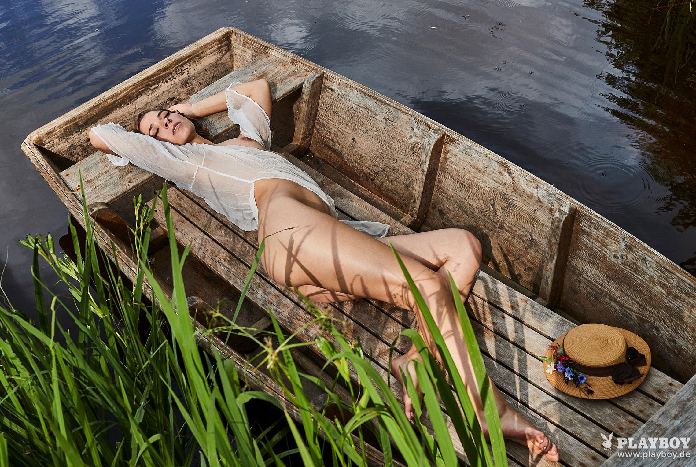 Stella Tiana Stegmann - Miss Oktoberfest 2019 Playboy Germany