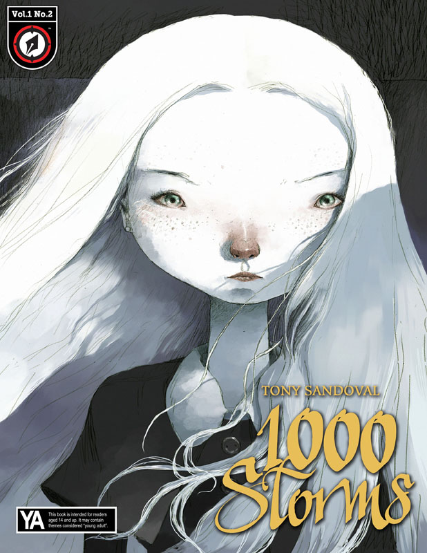 1000 Storms #1-4 (2021)