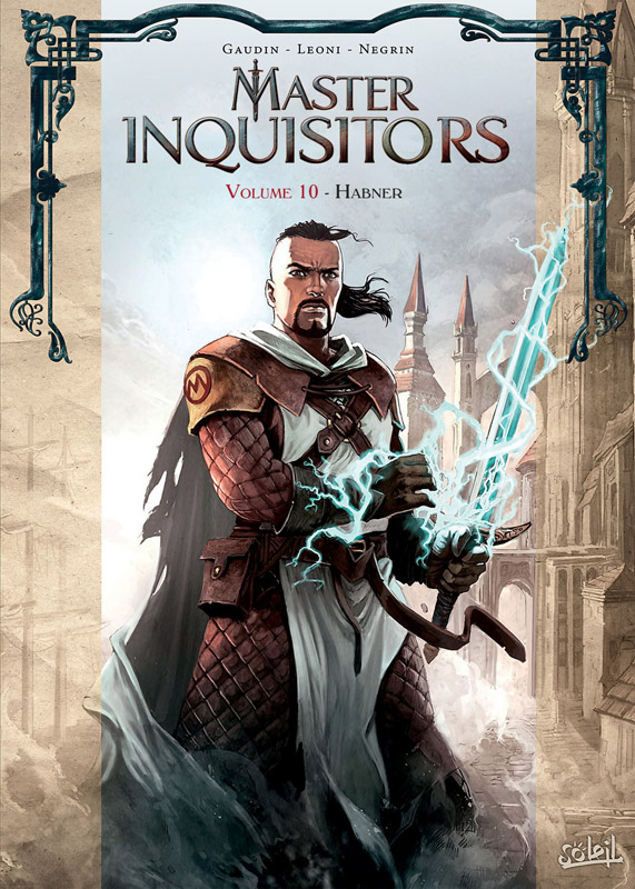 Master Inquisitors v1-v10 (2015-2018)