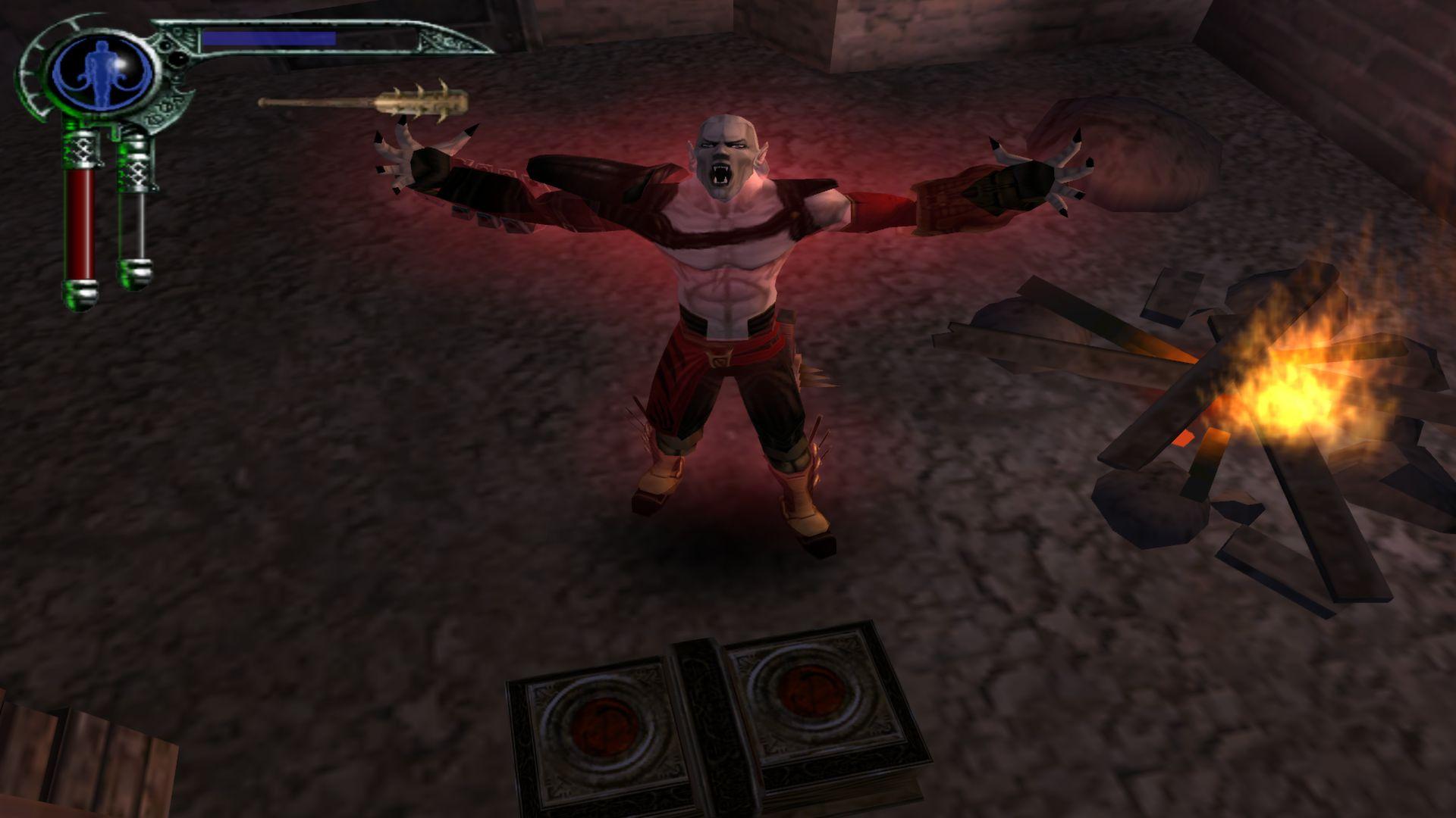 Legacy of Kain: Blood Omen 2 Captura 1