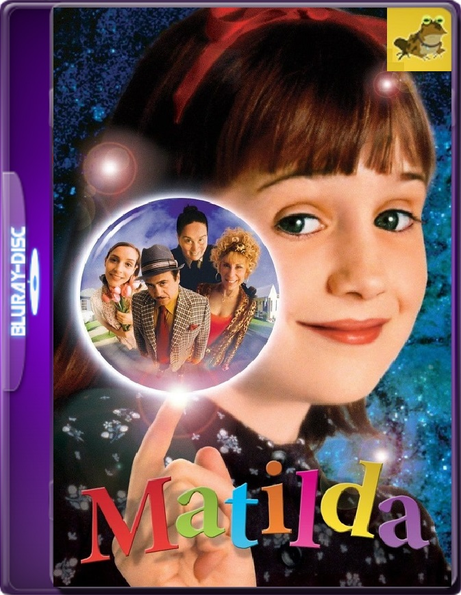 Matilda (1996) Brrip 1080p (60 FPS) Latino / Inglés