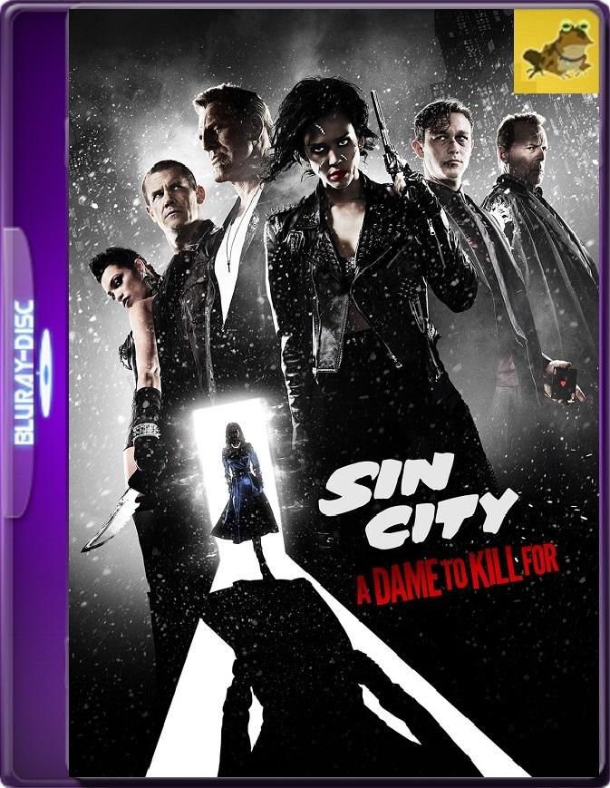 Sin City 2: Una Dama Por La Cual Mataría (2014) Brrip 1080p (60 FPS) Latino / Inglés