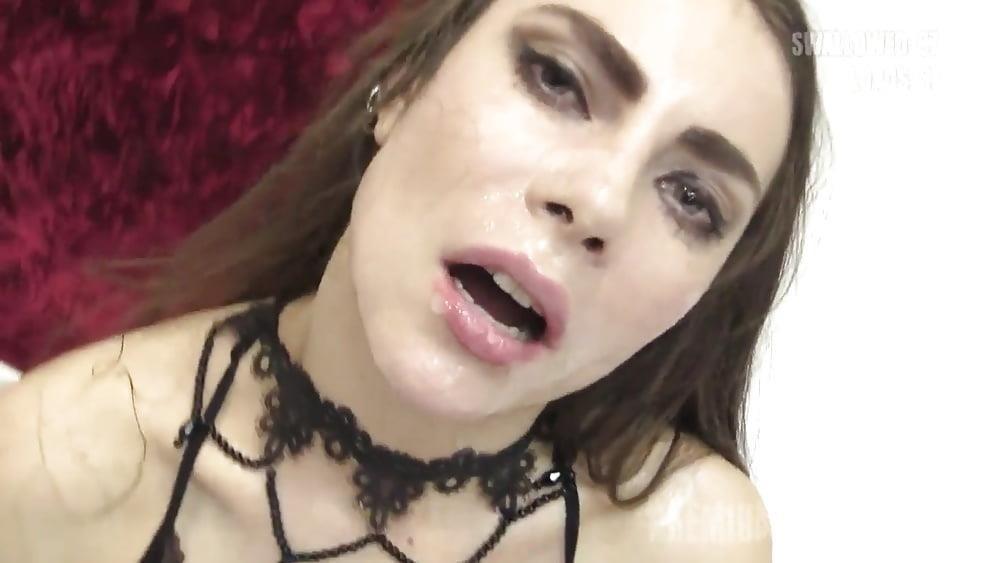 Teen bukkake swallow-9697