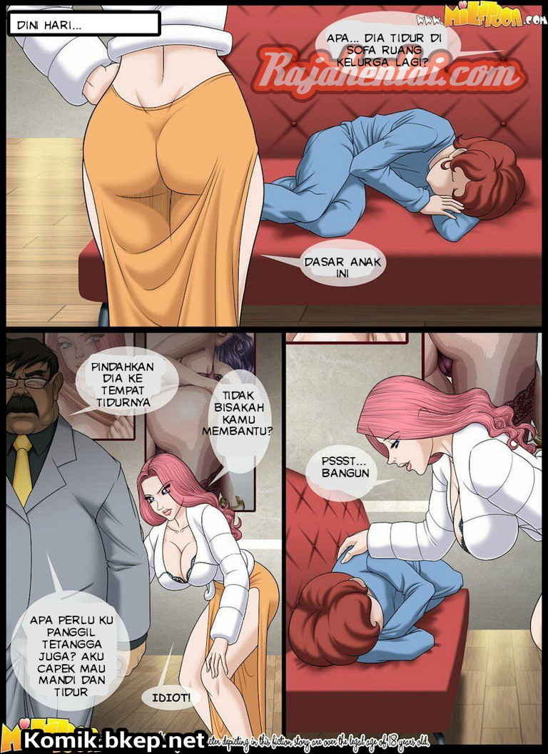 Komik Hentai Entot Mama Super Hot Kepergok Papa Manga Sex Porn Doujin XXX Bokep 05