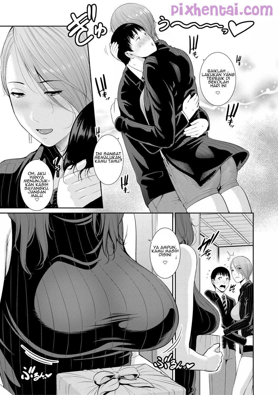 Komik hentai xxx manga sex bokep sensasi vagina mama angkat 09