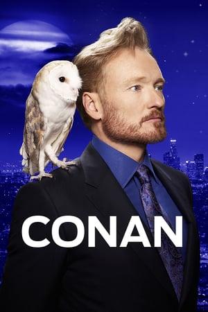 Conan 2019 11 12 Lizzy Caplan 720p WEB x264-TBS