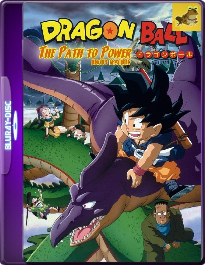 Dragon Ball: El Camino Al Poder (1996) Brrip 1080p (60 FPS) Latino