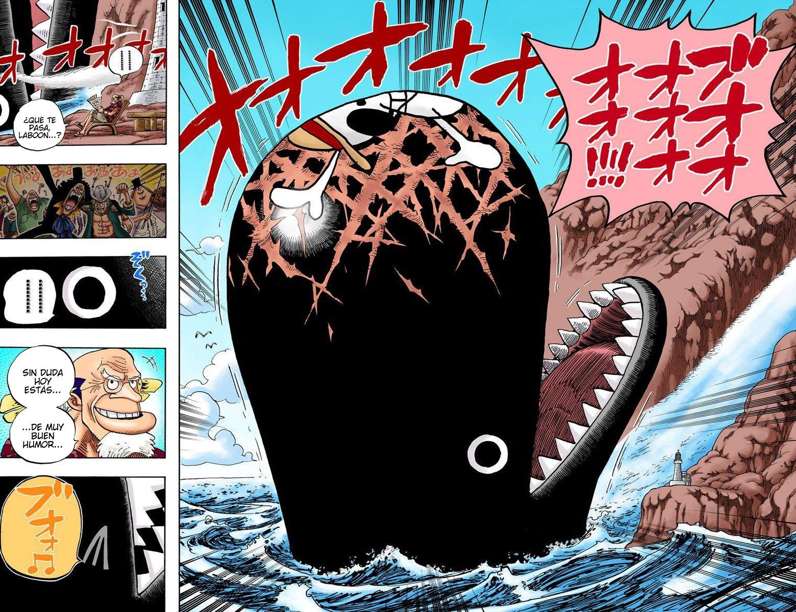 One Piece Manga 487-489 [Full Color] J5m75mo5_o