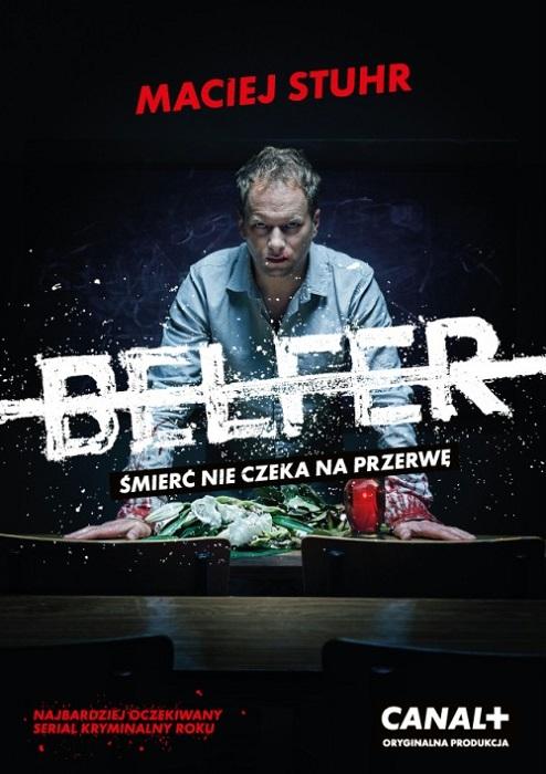 Belfer (2016-2017) [Sezon 1, 2] PL.1080p.BluRay / HDTV.x264.AC3-MAXiM  / Serial polski