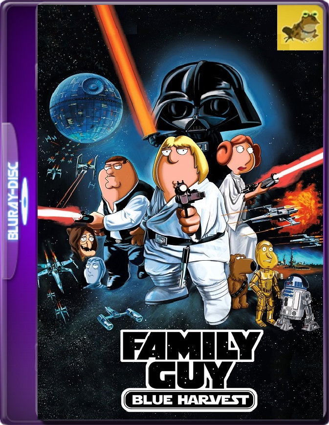 Padre De Familia Presenta: Blue Harvest (2007) Brrip 1080p (60 FPS) Latino / Inglés