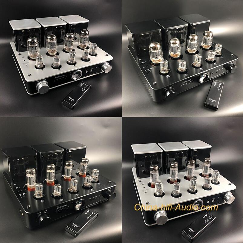 China-hifi-Audio Released Latest Audiophile Tube Amplifiers With Extremely Gorgeous Design and Highly Sophisticated Technology