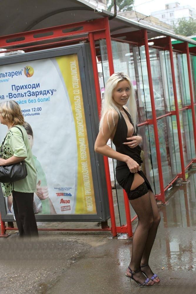Russian blonde girl porn-8853