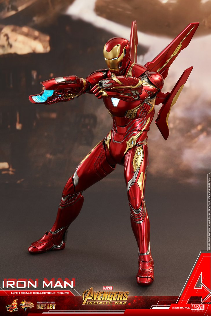 Avengers - Infinity Wars - Iron Man Mark L (50) 1/6 (Hot Toys) 7k7sXScc_o