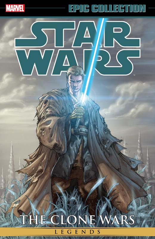 Star Wars Legends Epic Collection - The Clone Wars v02 (2018)