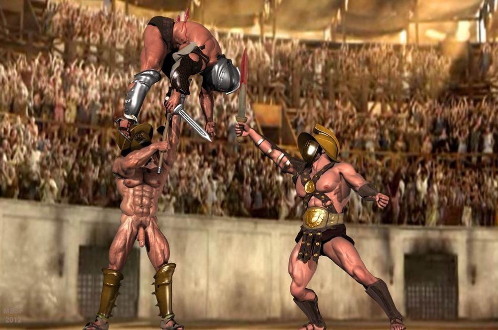 Roman slave xxx-6718