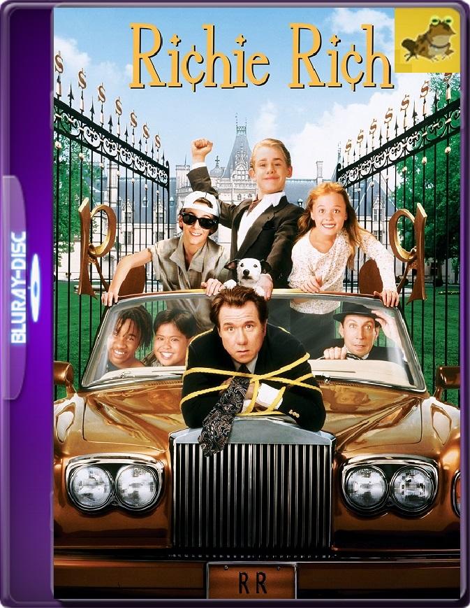 Ricky Ricón (1994) Brrip 1080p (60 FPS) Latino / Inglés