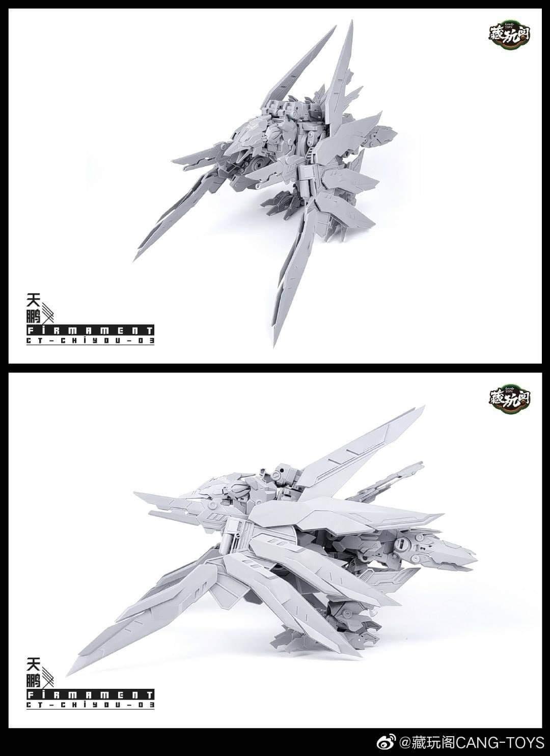 [Cang Toys][Toyworld] Produit Tiers - Thunderking/Chiyou - aka Predaking/Prédaroi (Prédacons) - Page 3 0EEQpH1q_o