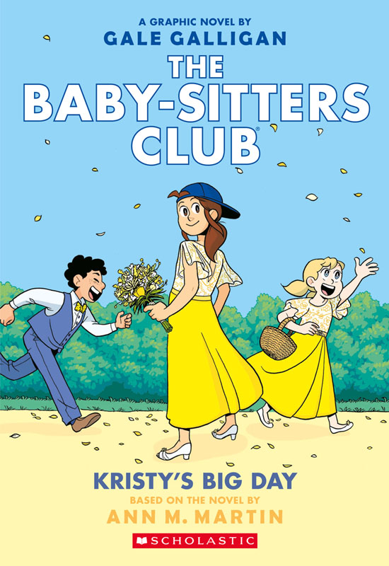 Baby-Sitters Club 01-07 (2015-2019)